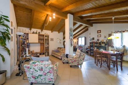 Holidays in the hills near Savona - Cengio Alto - House