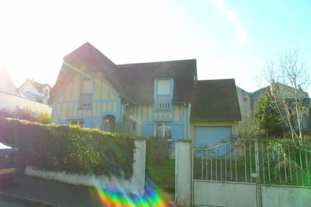 The perfect Normandy vacation place! - Villers-sur-Mer - 独立屋