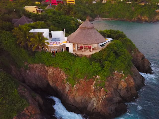 Pacific Coast Villa, Chamela-Careyes.