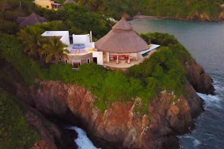 Pacific Coast Villa, Chamela-Careyes.