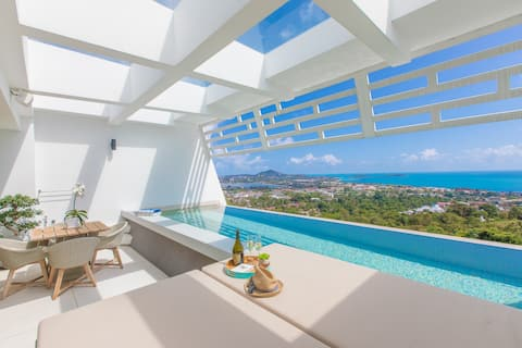 2 Bed Pool Villa with Private Bar & Cinema