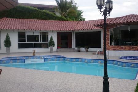 Villa Claudia Paradise - Manizales