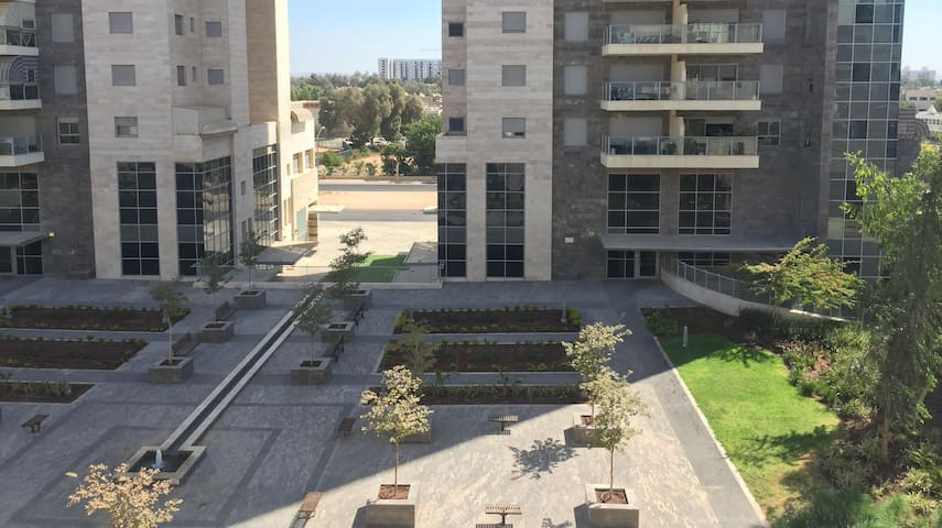 Room in a lovely apartment at the city center - Be'er Sheva - Appartement
