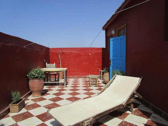 Bel appartement, proche de la médina - Essaouira - Apartamento