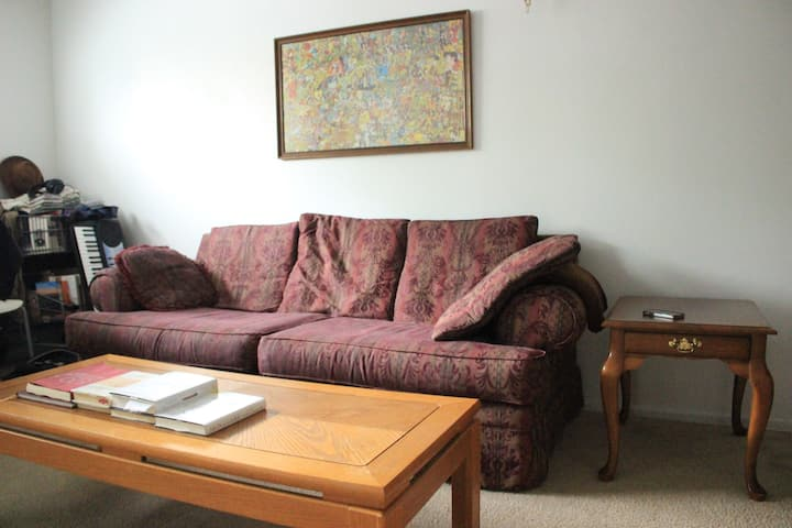 Shadyside Apartment With Cozy Bed Near Attractions