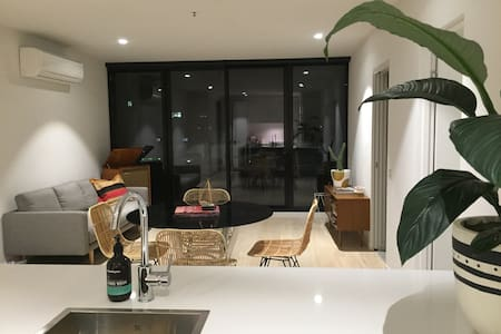 PENTHOUSE \\ PRIVATE MASTER+ENSUITE - Collingwood - Appartement