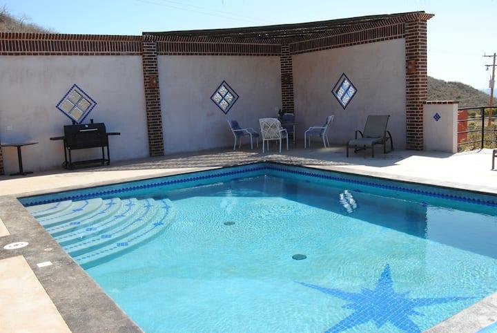 Casa Carolina  - Heated Pool View 5 min to beaches