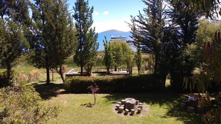 Cabañas Marka Chua - Lake Titicaca