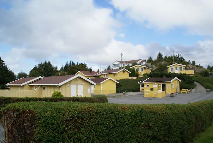 Skudenes Camping - Skudeneshavn - Houten huisje