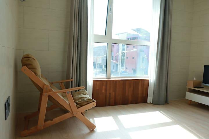 제주도 아늑한 1.5룸 숙소(Private house, bedroom+livingroom)