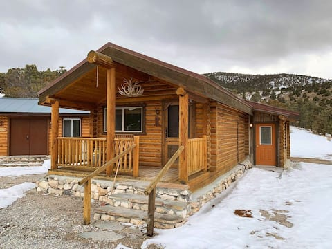 Elk Meadow Cabin - Near Great Basin National Park