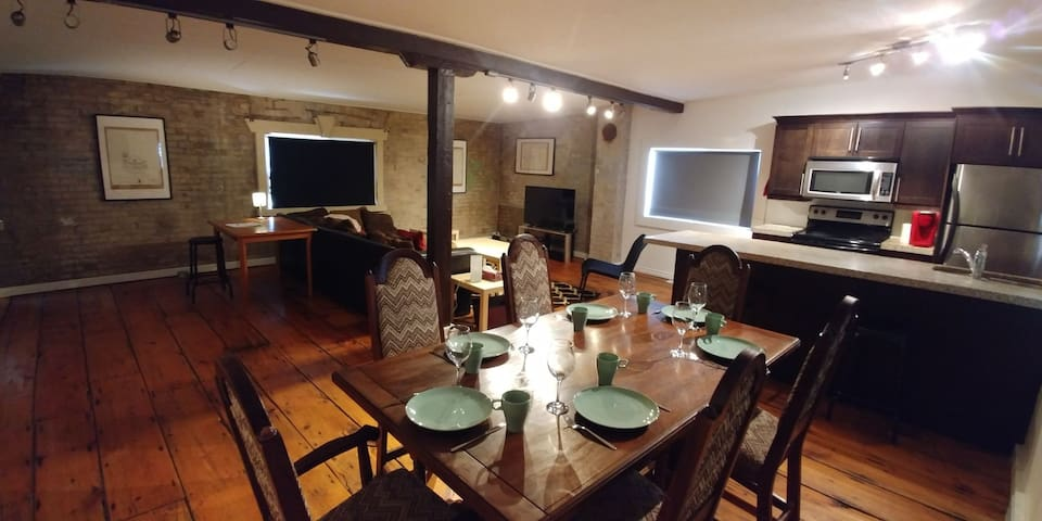 The Carriage House,  a cool place in the Village