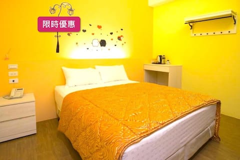 Pingtong Xinyuan 001︱Queen Size Bed︱Free Parking