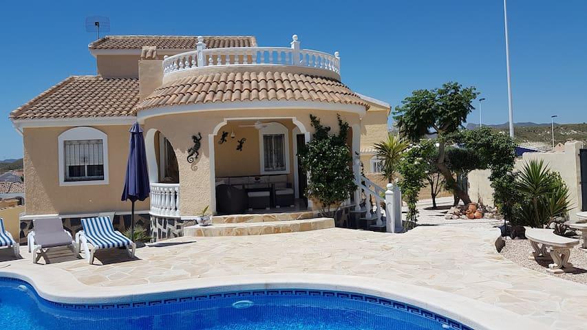Luxury Villa Shalama Camposol, Mazarron