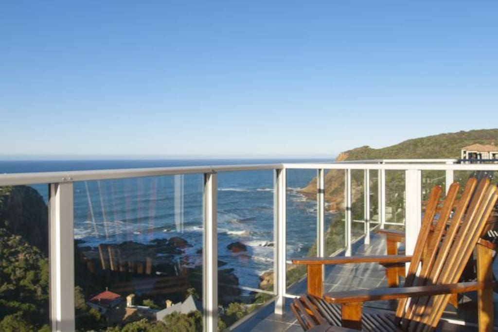 View from Fynbos Balcony