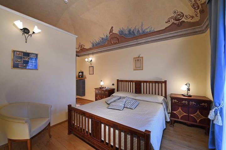 Villa Durando - Stanza del Regno di Sardegna