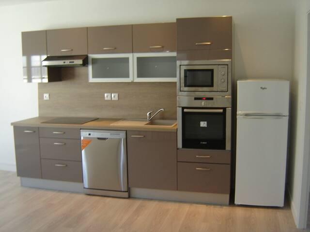 Appartement meublé ILE DE RE 55-60 m2 environ - Rivedoux-Plage - Apartament