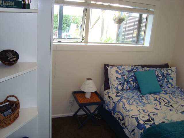 Sea view, double  bed
