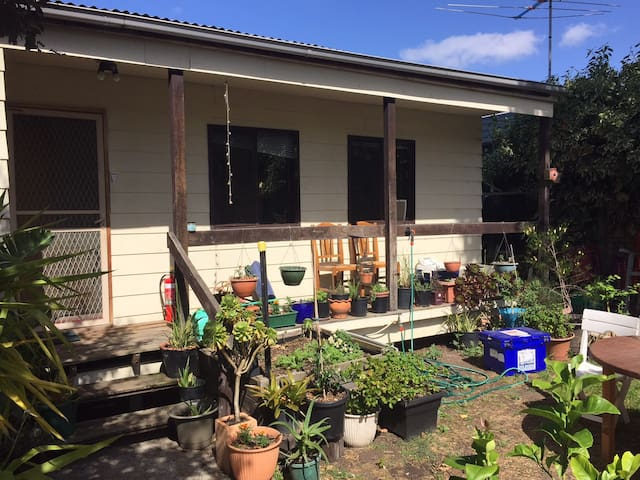 Rustic oasis in the city - Pascoe Vale - Bungalow