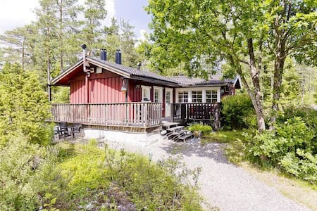 Charming house close to Uppsala - Zomerhuis/Cottage