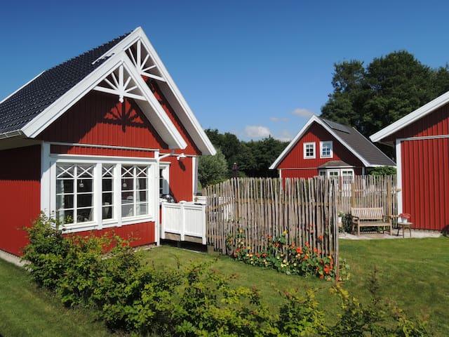 Vakantiehuis Groningen - Blauwestad | Svea Stuga - Finsterwolde - Huis