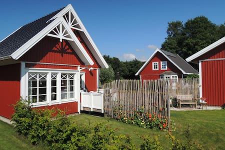 Vakantiehuis Groningen - Blauwestad | Svea Stuga - Finsterwolde - Haus