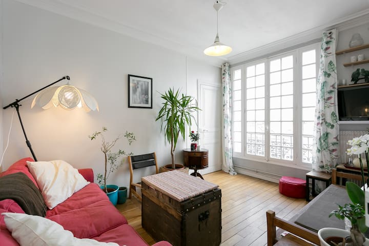 Appartement aux portes Paris - Malakoff - Lägenhet