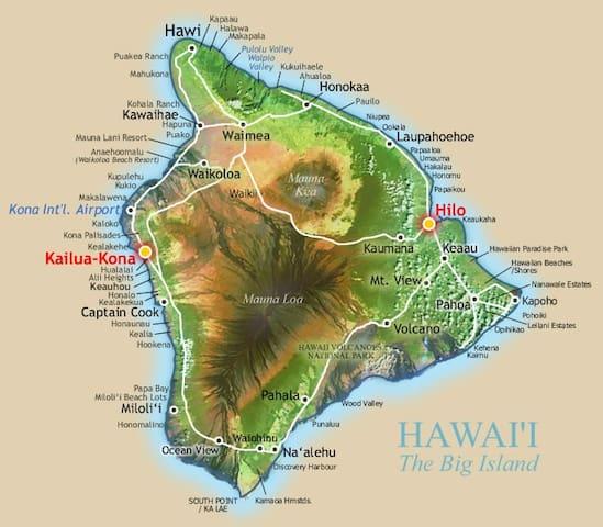 Big Island Guidebook