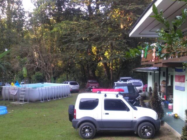 Hospedaje tortuga  ventanas de osa - Puntarenas península de osa - Bed & Breakfast