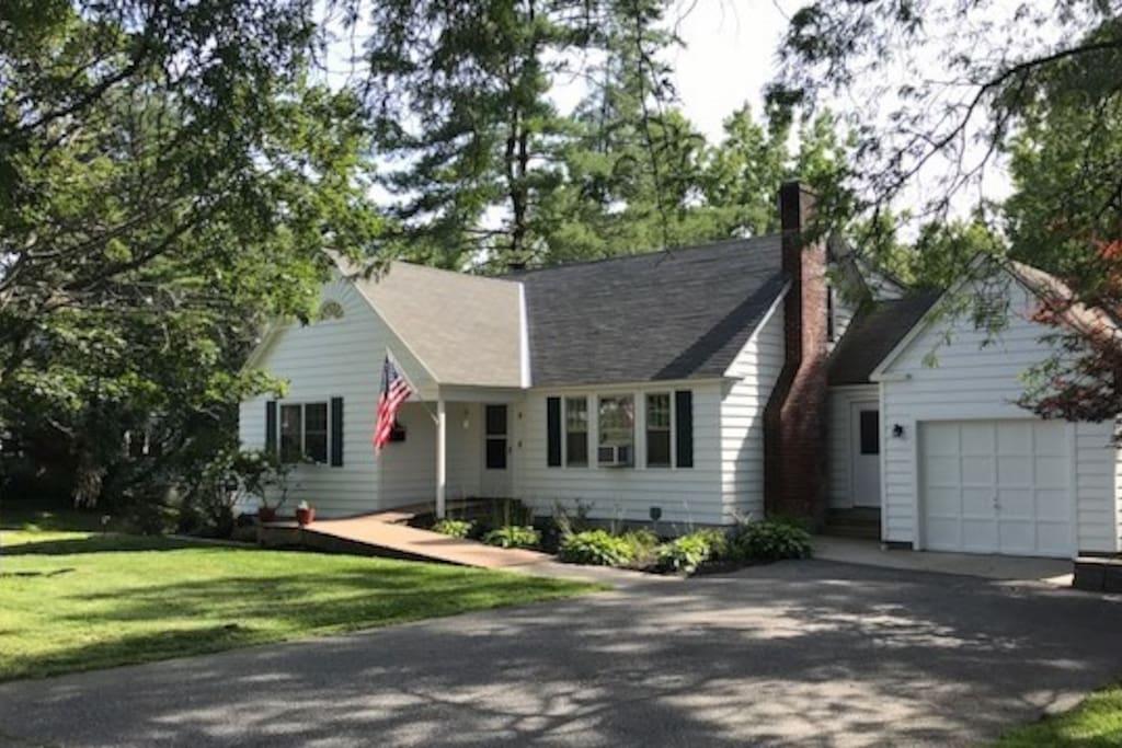Quaint Renovated Cape Code Home