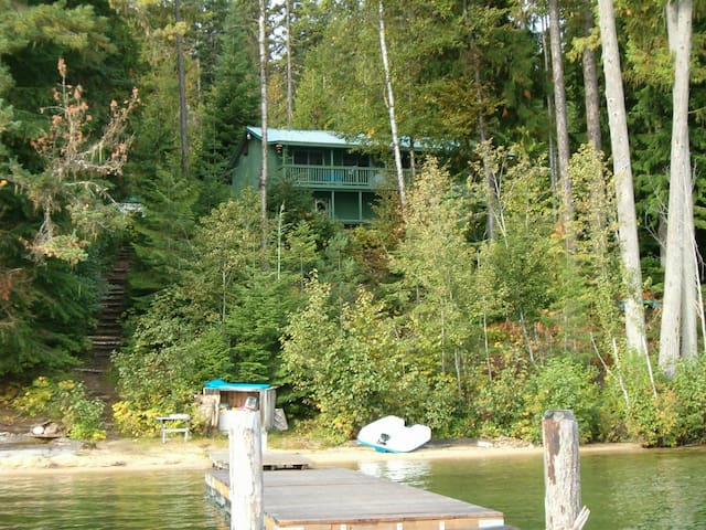 Exceptional Priest Lake Waterfront - Priest River - Other
