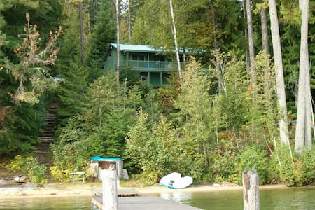 Exceptional Priest Lake Waterfront - Priest River - Altres