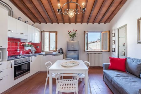 Boboli Apartament in Florence - フィレンツェ