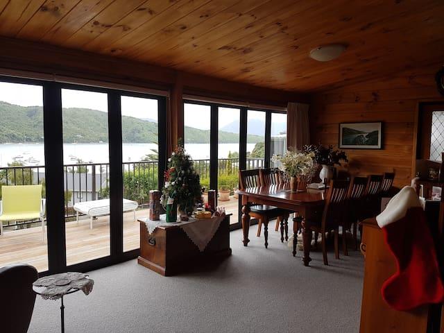 Sea View Private House - Waikawa