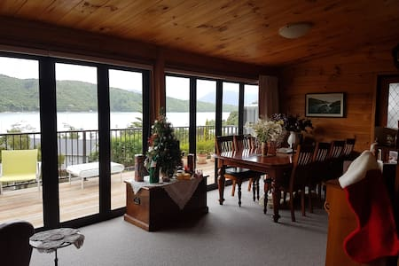 Sea View House - Waikawa