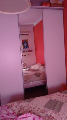 Habitacion Privada  para 1 o 2 personas (s/ niños) - San Isidro - Apartment