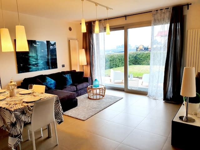 Flat at the touristic port of Jesolo