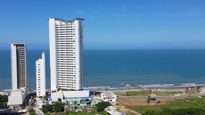 Habitación a dos calles de la playa Vista Al Mar