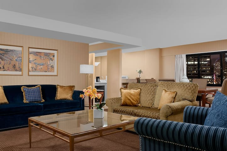 Large Accessible Suite in Times Square