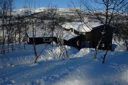 Stor og koselig hytte på Ustaoset - Hol