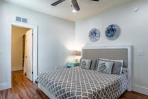 Caribe West B - Second Bedroom - King, First Floor