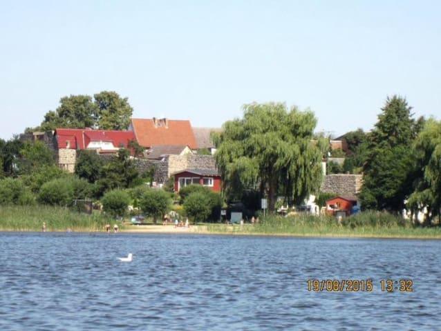 Ferienhaus am See mecklenburgische Seenplatte - Nordwestuckermark - Bungalow
