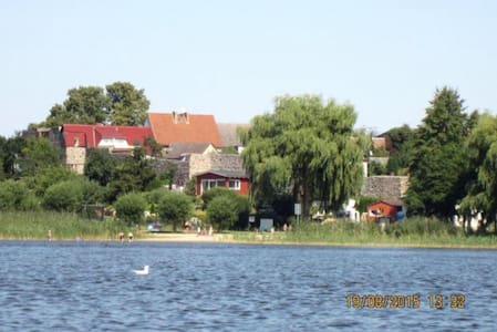 Ferienhaus am See mecklenburgische Seenplatte - Nordwestuckermark