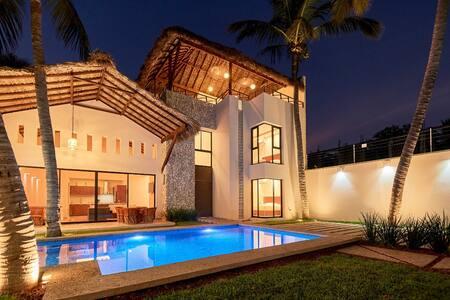 Villa Palmas Zicatela, Puerto Escondido