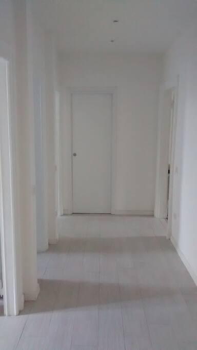 the corridory