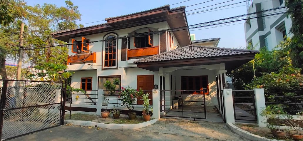 House Near International School | Soi Lasalle 37