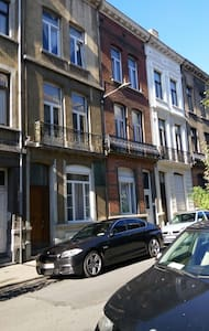 Cosy and luminous room in the center of Brussels - Saint-Josse-ten-Noode