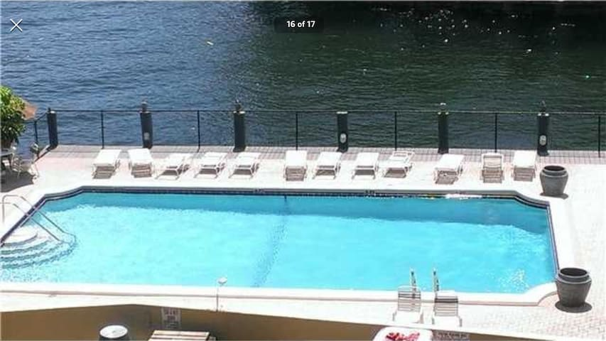 Beautifull appt for rent. - Hallandale Beach - Apartamento