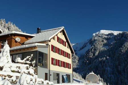 Ferienwohnung im Großen Walsertal - Fontanella - Konukevi