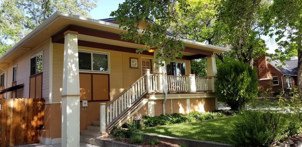 Classic two bedroom in Reno's Old Southwest